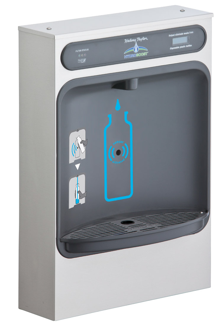 CWS HT HyrdoBoost Bottle Filling Station